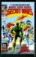 Marvel Super Heroes Secret Wars (2009 Hasbro AF Insert) 11