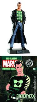 Classic Marvel Figurine Collection (2007-2013 Eaglemoss) Magazine and Figure #106