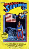 Superman IV PB (1987 Novel) 1-1ST