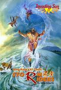 Storm Riders Invading Sun GN (2003 Book Market Edition) 1-1ST