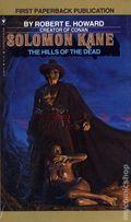 Solomon Kane PB (1978-1979 Bantam Novel Series) 2-1ST