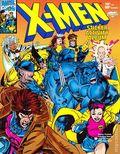 X-Men Sticker Activity Album 1993