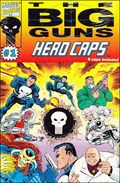 Big Guns Hero Caps (1993 Marvel) ITEM#1
