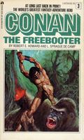 Conan PB (1966-1977 Lancer/Ace Books Novel) 3B-1ST