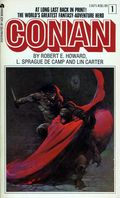 Conan PB (1966-1977 Lancer/Ace Books Novel) 1B-1ST