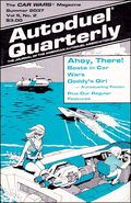 Autoduel Quarterly (1983 Steve Jackson Games) Vol. 5 #2
