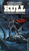 Kull The Fabulous Warrior King PB (1978 Novel) 1-1ST
