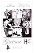 Adam Hughes Convention Sketchbook (2002) 2006