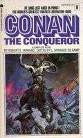 Conan PB (1966-1977 Lancer/Ace Books Novel) 9B-1ST