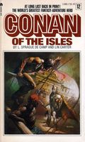 Conan PB (1966-1977 Lancer/Ace Books Novel) 12B-REP