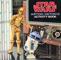 Star Wars Artoo Detoo's Activity Book 1979