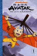 Avatar The Last Airbender GN (2010 Nickelodeon) 1-1ST