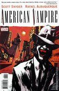 American Vampire (2010 Vertigo) 6A