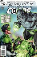 Green Lantern Corps (2006) 51A