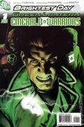 Green Lantern Emerald Warriors (2010) 1A