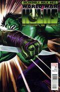 Incredible Hulk (2009 3rd Series) 611A
