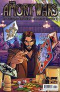 Amory Wars In Keeping Secrets on Silent Earth 3 (2010 Boom Studios) 4
