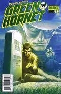 Green Hornet (2010 Dynamite Entertainment) Annual 1A