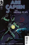 Abe Sapien Abyssal Plain (2010 Dark Horse) 1B