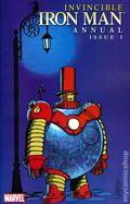Invincible Iron Man (2008) Annual 1B