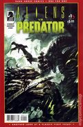 Aliens vs. Predator (2010 Dark Horse One for One) 1