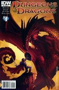 Dungeons and Dragons (2010 IDW) 0A