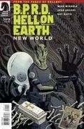BPRD Hell on Earth New World (2010 Dark Horse) 1
