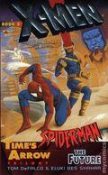 X-Men/Spider-Man Time's Arrow Trilogy PB (1998 Berkley Novel) 3-1ST