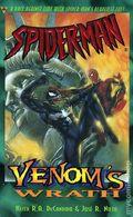 Spider-Man Venom's Wrath PB (1998 Novel) 1-1ST