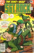Sgt. Rock (1977) Mark Jewelers 331MJ