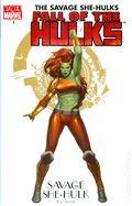 Savage She-Hulks (2010 Marvel) 1B