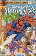 Amazing Spider-Man (1963 1st Series) Mark Jewelers 186MJ