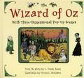 Wizard of Oz with 3-D Pop-Up Scenes HC (2012 Insight Kids) 1-1ST
