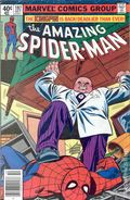 Amazing Spider-Man (1963 1st Series) Mark Jewelers 197MJ