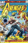Avengers (1963 1st Series) Mark Jewelers 183MJ