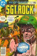 Sgt. Rock (1977) Mark Jewelers 335MJ