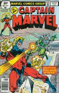 Captain Marvel (1968 1st Series Marvel) Mark Jewelers 62MJ