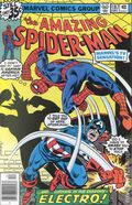 Amazing Spider-Man (1963 1st Series) Mark Jewelers 187MJ