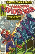 Amazing Spider-Man (1963 1st Series) Mark Jewelers 191MJ
