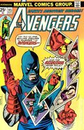 Avengers (1963 1st Series) Mark Jewelers 145MJ
