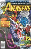 Avengers (1963 1st Series) Mark Jewelers 168MJ