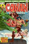 Conan the Barbarian (1970 Marvel) Mark Jewelers 37MJ