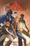 Red Pyramid GN (2012 Disney/Hyperion) The Kane Chronicles 1-1ST