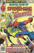 Marvel Team-Up (1972 1st Series) Mark Jewelers 77MJ