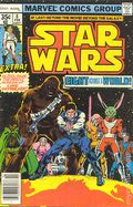 Star Wars (1977 Marvel) Mark Jewelers 8MJ
