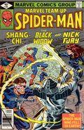 Marvel Team-Up (1972 1st Series) Mark Jewelers 85MJ