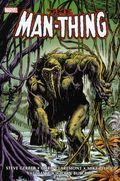 Man-Thing Omnibus HC (2012 Marvel) 1st Edition 1B-1ST