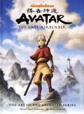 Avatar The Last Airbender Art of the Animated Series HC (2010 Dark Horse) 1-REP