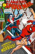 Amazing Spider-Man (1963 1st Series) UK Edition 101UK