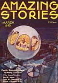 Amazing Stories (1926-Present Experimenter) Pulp Vol. 9 #11